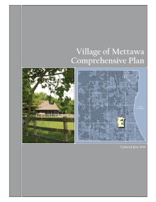 Mettawa Comprehensive Plan Cover 220x285